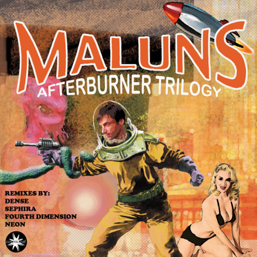 EP - Afterburner Trilogy (release date 29.9.2014)