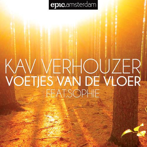 Kav Verhouzer - Voetjes Van De Vloer (Feat. Sophie) [Extended Mix]