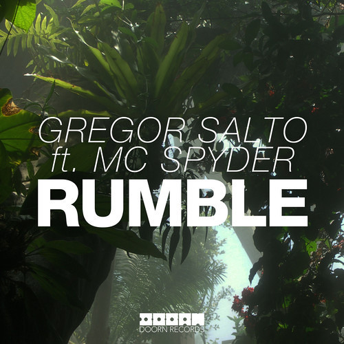 Gregor Salto ft. MC Spyder - Rumble (Corvo Edit) [FREE DOWNLOAD] *PITCHED