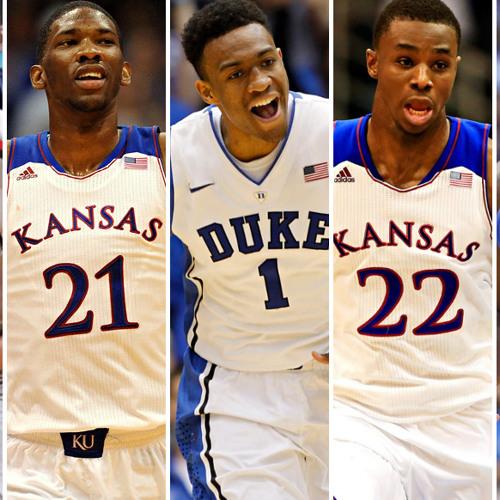 [NCAA] Mock Draft Posterdunk 2014
