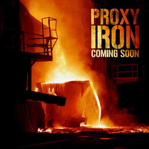 PROXY - IRON [Preview] Coming soon. (Turbo Records)