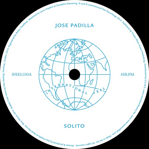 Jose Padilla - Solito (Samples)