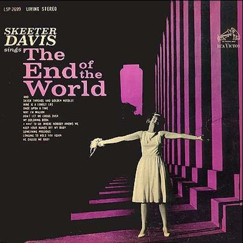 End Of The World - Skeeter Davis (Cover)