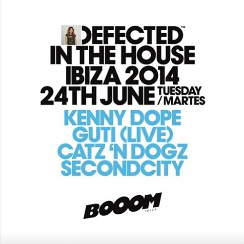 Kenny Dope June 2014 1.5 Weekend House Mix !!!