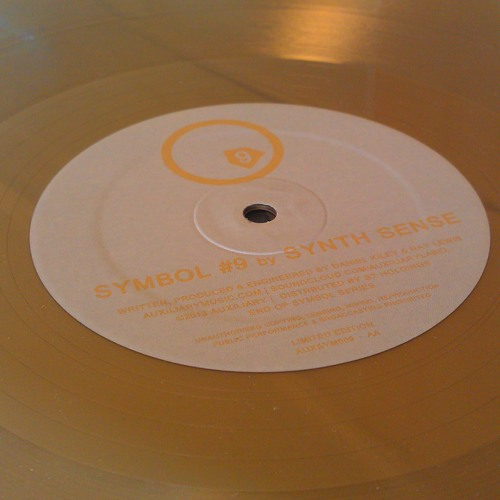 Synth Sense - Symbol #9.3 (Out Now on Gold Vinyl & Digital)