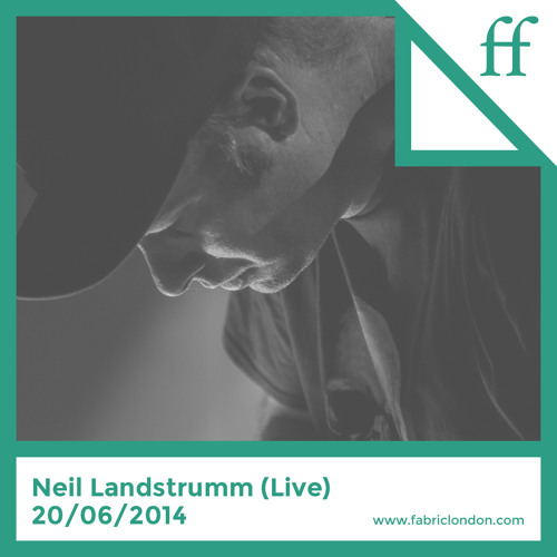 Neil Landstrumm (Live) - Recorded Live 20/06/2014