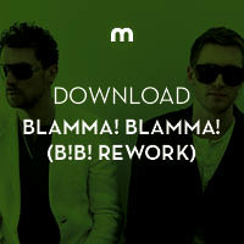 Download: Blamma! Blamma! 'Zsa Zsa' feat Kristina Train (Blamma! Blamma! rework)