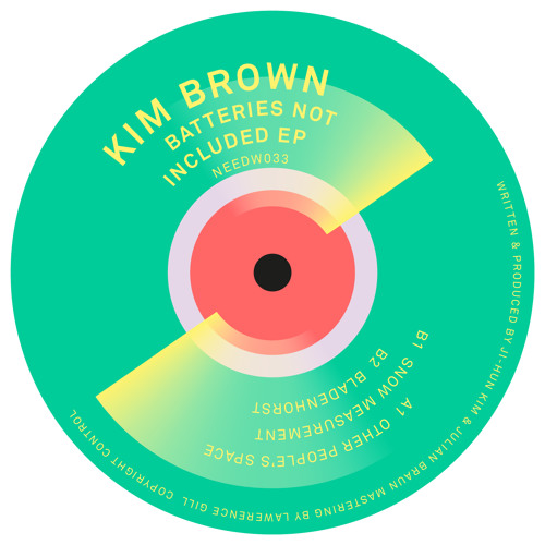 Kim Brown - Bladenhorst