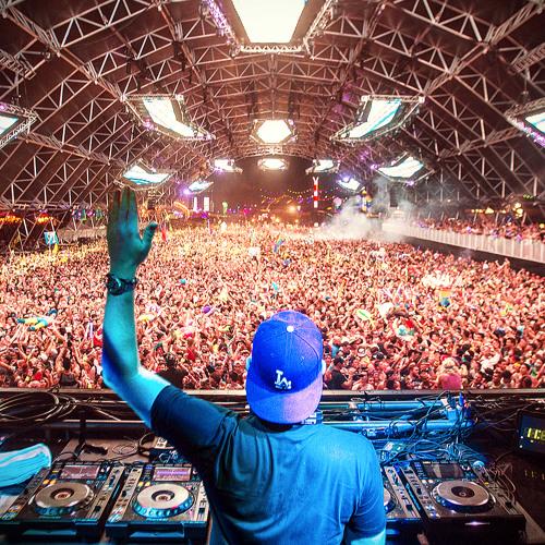 Eric Prydz - Live @ EDC Las Vegas 2014