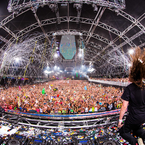 Tommy Trash - Live at Electric Daisy Carnival 2014