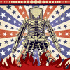 DJ Mes Live @ Burning Man Precompression 2014 (Airpusher Steampunk Airship)