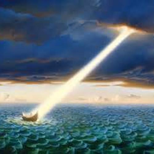 Chevauchée fantastique d'un esprit numineux accablé d'espoir