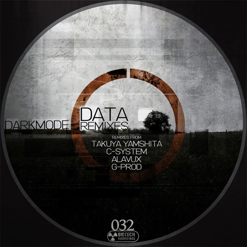 Darkmode-Data Life(G-Prod Remix)(Biotech Recordings)