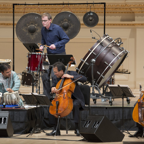 "Music from ""The Music of Strangers: Yo-Yo Ma and the Silk Road Ensemble"""