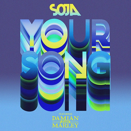 SOJA feat. Damian Marley - Your Song [ATO Records 2014]