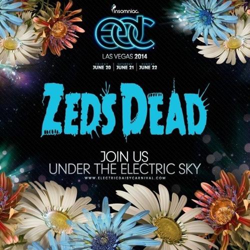 Zeds Dead @ EDC Las Vegas 2014