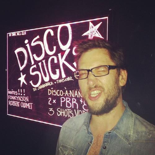 Live Dj set/Fonkynson@Disco Sucks#1