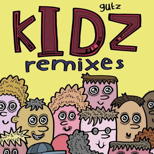 [MILC023] Gutz - 'Kidz Remixes' EP Sampler (OUT NOW!)
