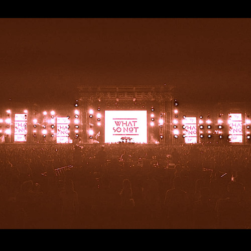 What So Not (Live) @ EDC Las Vegas 2014