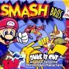 Super Smash Bros - Gourmet Race