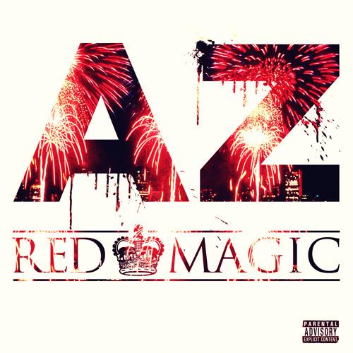 "AZ ""Red Magic"" (prod. by BabyPaul/BpZy & Beat Fanatik)"
