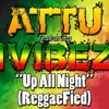 Attu Ft. DatBuka&JR0k- Up All Night ∞JonPardiCOVER∞ ((ReggaeFied))
