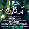 House Passion pr. The Asylum Sat 26th July @ Area Vauxhall #HotCreations #HotWaves #Defected #Cuff