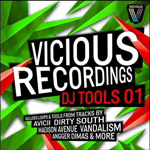 Vicious Recordings - DJ TOOLS 01 [OUT NOW]
