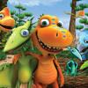 Dinosaur Train (colouring game)