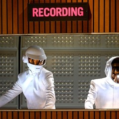 Get Lucky - Grammy's Awards Rehearsal - HQ AAC - Daft Punk & Stevie Wonder