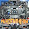 Negative A vs E-Noid - Pandemonium Festival 2014 (DNA vs Negative Audio)