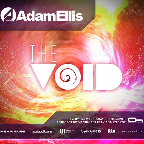 Adam Ellis Pres 'The Void 010'