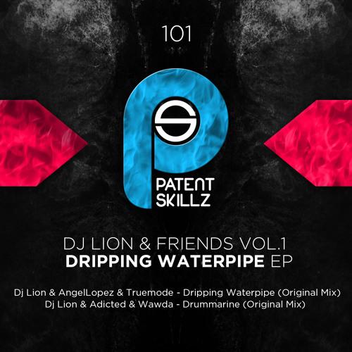 Dj Lion & Adicted & Wawda - Drummarine (Original Mix)PS101