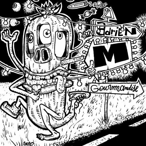 Gourmandise - Adrien M (Original Mix) [ADRO Records]