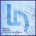 Broods Bridges (Little Daylight Remix) Artwork
