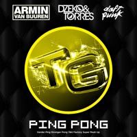 Armin Van Buuren vs Daft Punk, Dzeko & Torres - Harder Ping Stronger Pong (T & G Factory Bootleg)