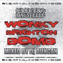 Wonky Brighton and No Future Bomb - Mixed by Dj Duncan @ Panoptikum Club 07-06-2014