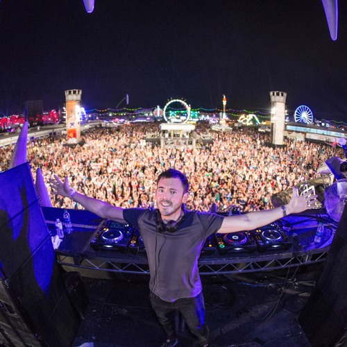 Darren Styles Live @ EDC Las Vegas 2014