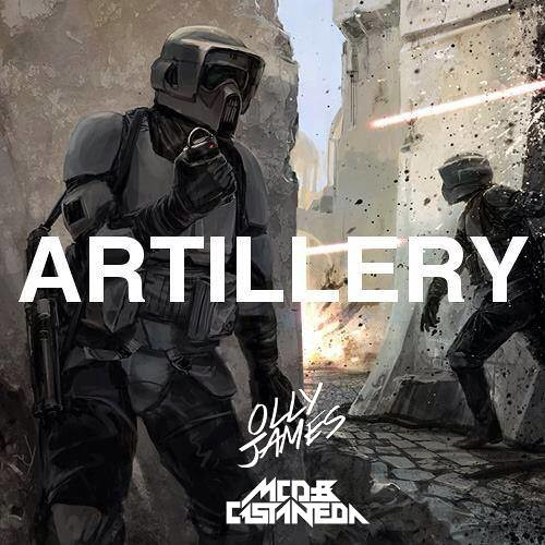 MCD & Castaneda vs Olly James - Artillery (Original Mix)
