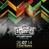 DESTINATION HOUSE 4th Birthday Special @ iCan Studios - Mix by Riaz Dhanani