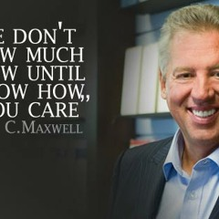 Becoming a Person of Influence - John C Maxwell