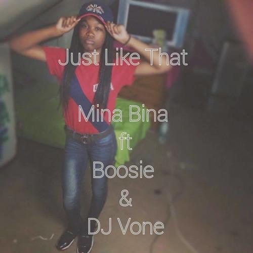 Mina Bina Ft @Boosie_YhuNastii & @deejayvone