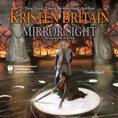 Mirror Sight by Kristen Britain, read by Ellen Archer