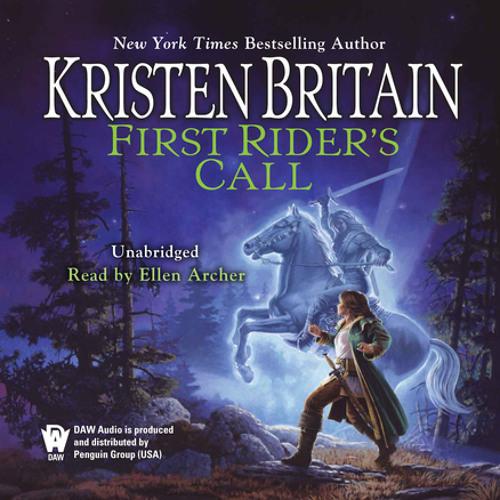 First Rider's Call by Kristen Britain, read by Ellen Archer