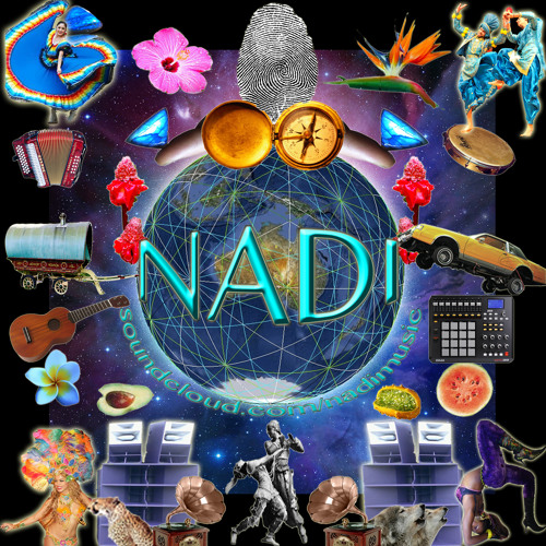 NADI LIVE SET ECSTATIC DANCE NEVADA CITY 6 24 14