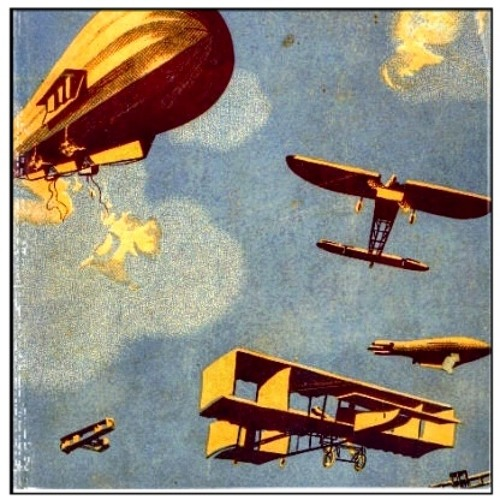 """The First Flying Machine _ from """"Distrovery"""" album on Dhatūrā records"""