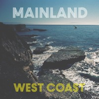 Coconut Records West Coast (Mainland Cover) Artwork