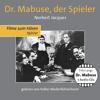 Besprechung Hörbuch DR. MABUSE, DER SPIELER - Bayerischer Rundfunk