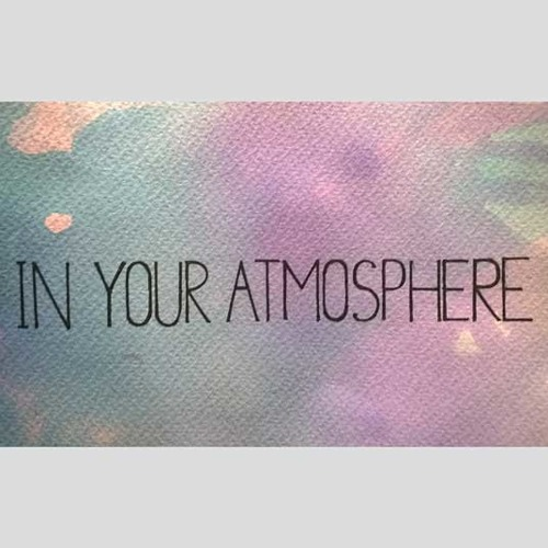 In Your Atmosphere (John Mayer Cover)