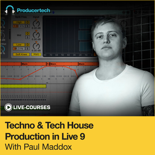 Paul Maddox - Let You Go (Track from Tech House Production Course)